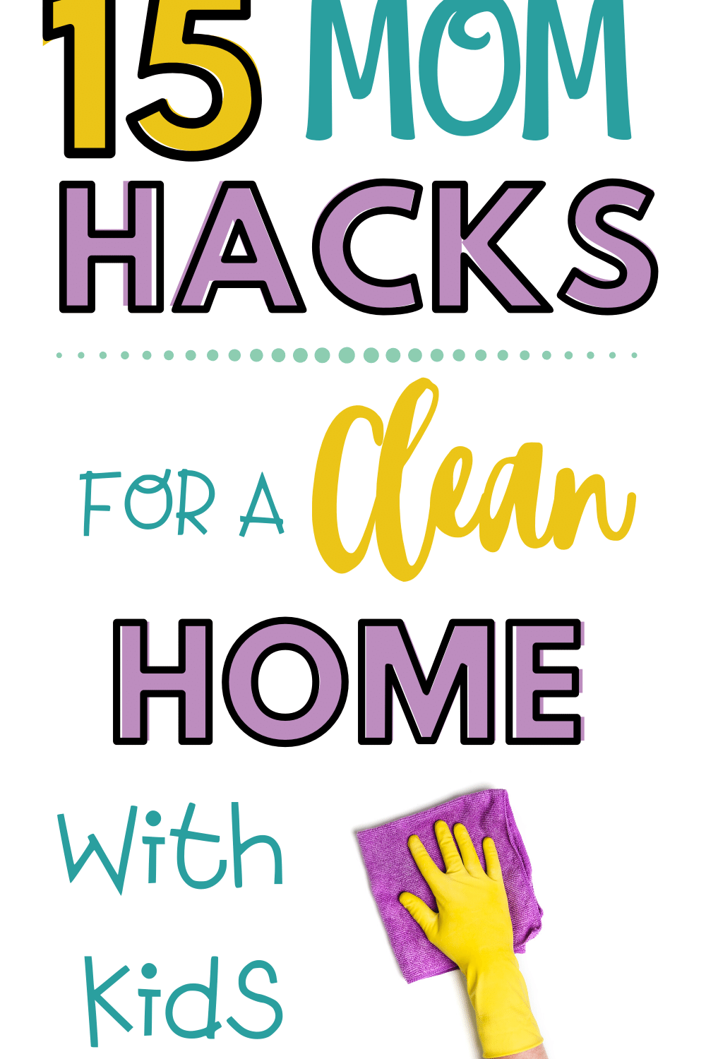 How To Have A Clean Home With Kids