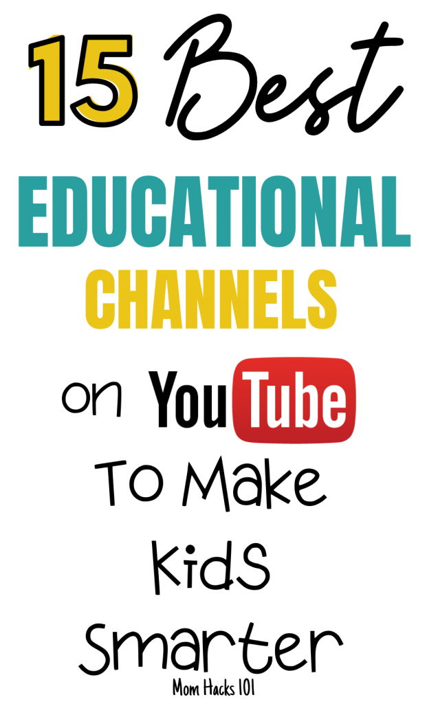 Best Educational YouTube Videos For Kids