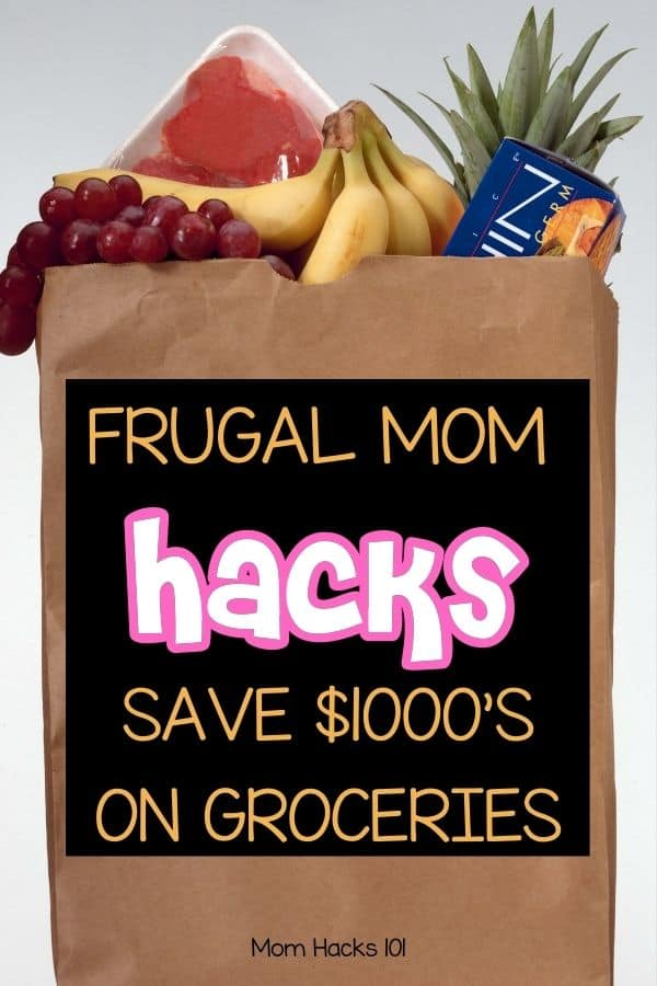 How To Spend Less On Groceries