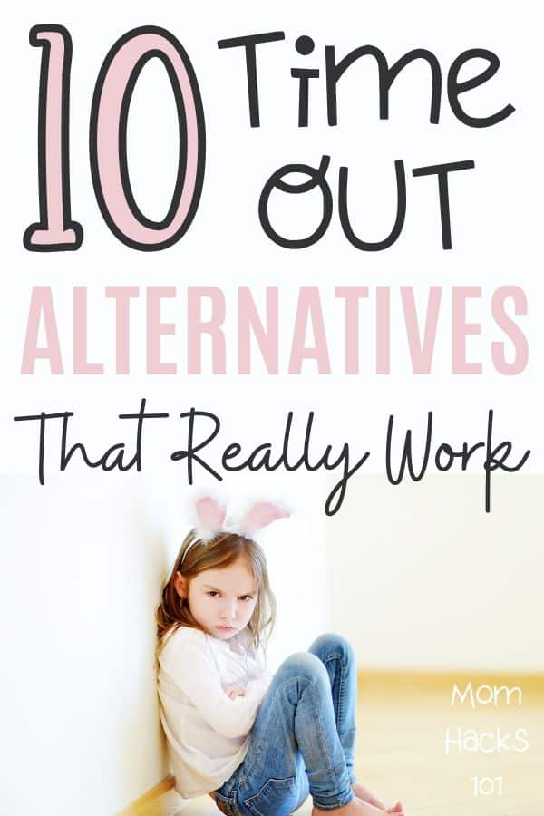 Time Out Alternatives For Kids