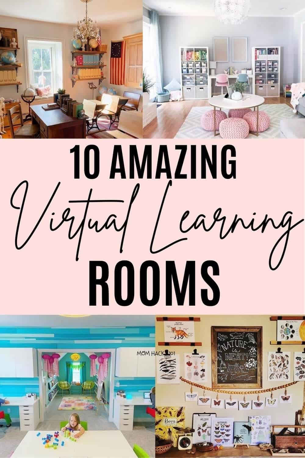 Virtual Learning rooms