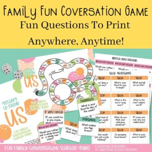 Fun Questions For Kids Game