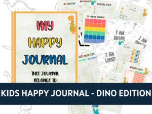 Kids Happy Journal